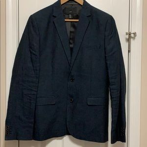 Blue Linen sport coat